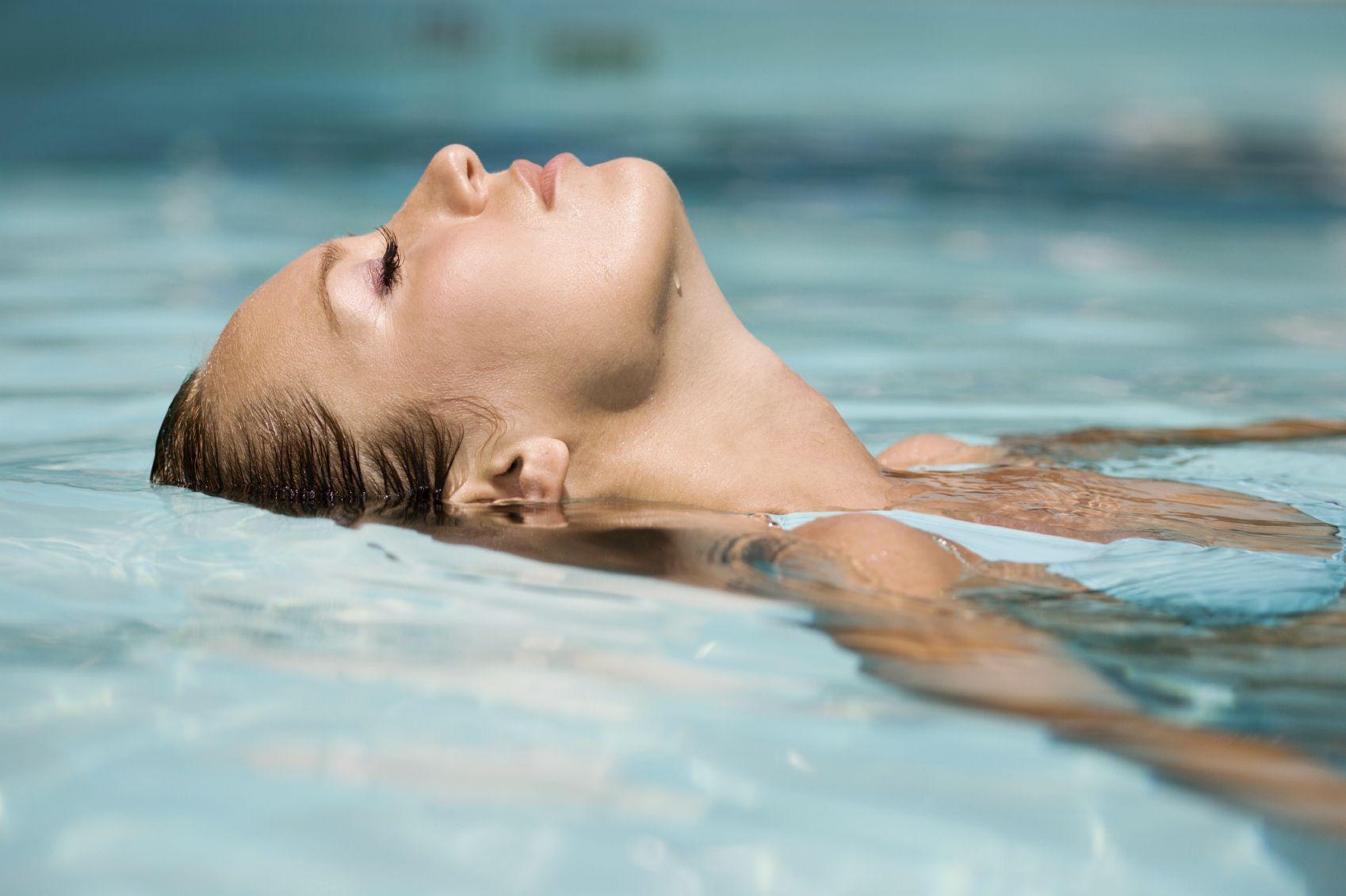 Bơi 30 phút mỗi ngày