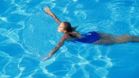 Bơi tự do là cách bơi tốt nhất để giảm cân