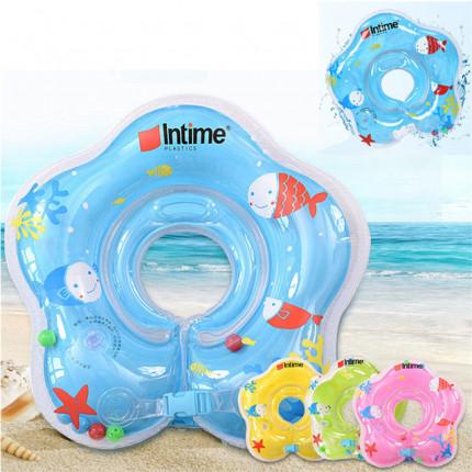 Phao cổ tập bơi cho trẻ em KHÔNG là dụng cụ an toàn