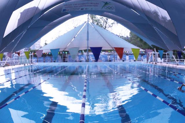 Học bơi ở tphcm